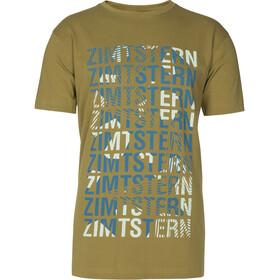 Zimtstern TSM Rerunz T-Shirt Herren moss